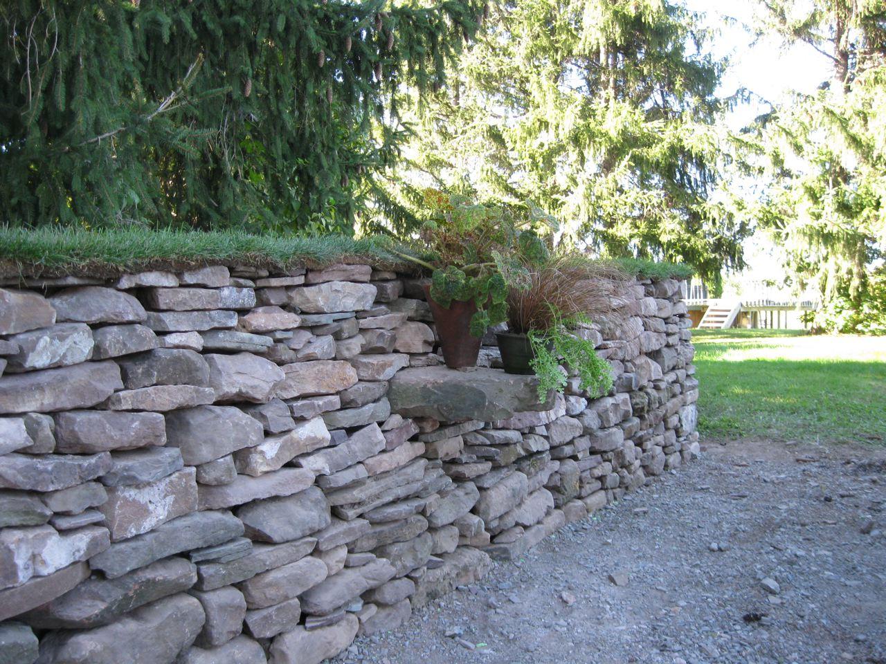 Beginner 39 S Dry Stone Wall Weekend Workshop Dswac