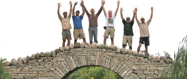 Dry Stone Walling Across Canada